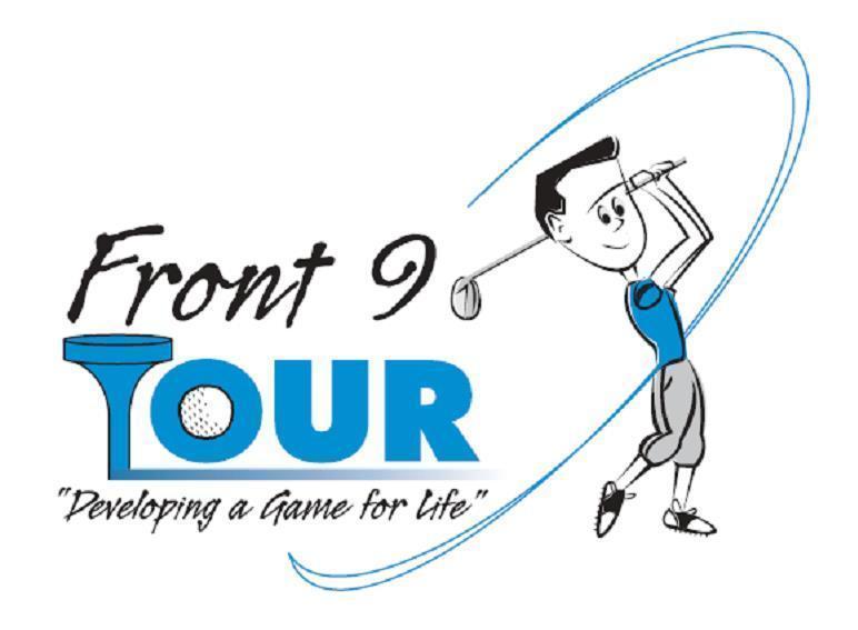 Large front 9 tour logo