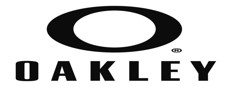Large oakley logo