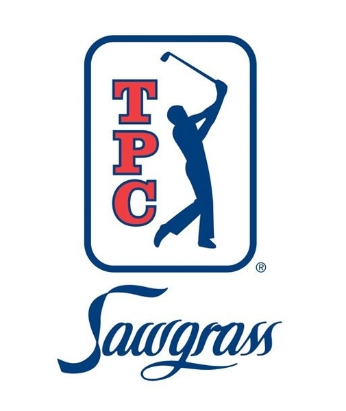 Large tpc sawgrass logo