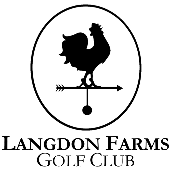 Large langdon farms logo portrait   black