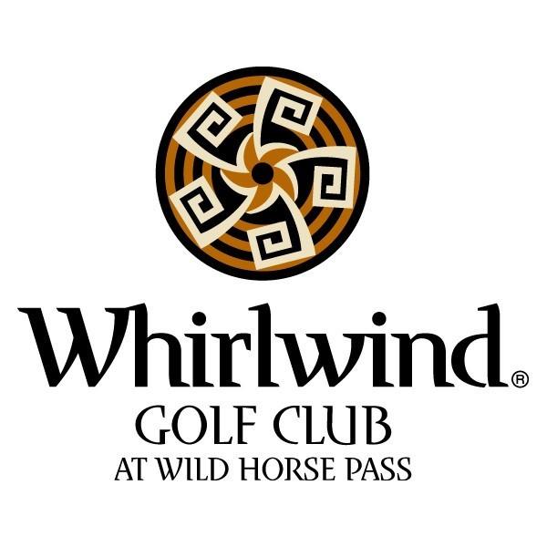 Large whirlwind logo