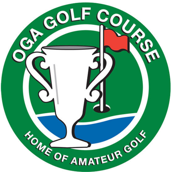 Large oga golf course