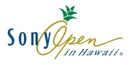 Large sony open in hawaii logo