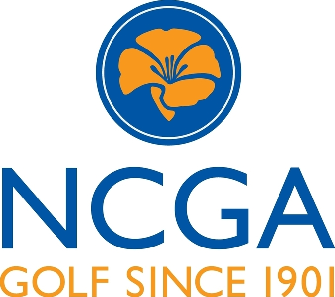 Large ncga logo with golf since 1901   2 color