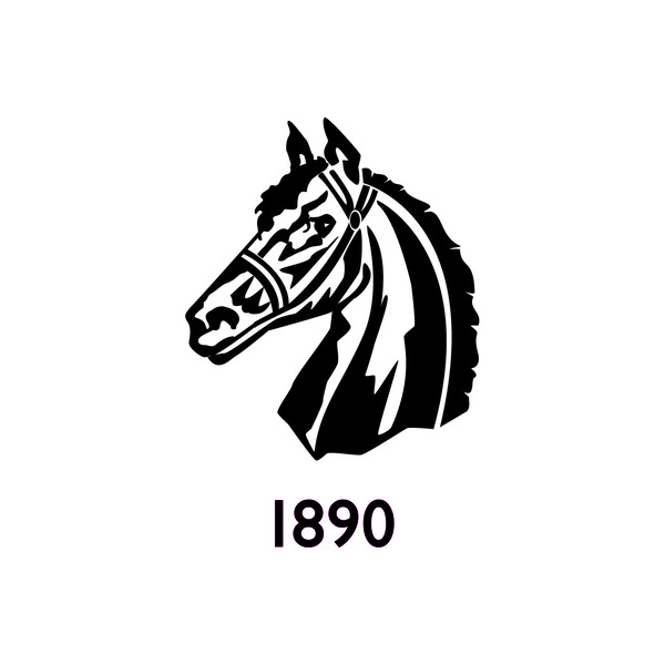 Large pcc horse blacklogo
