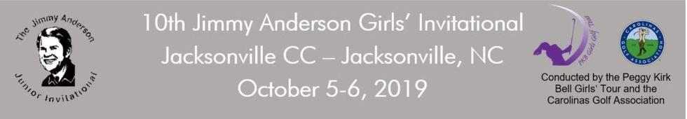 Jimmy Anderson Junior