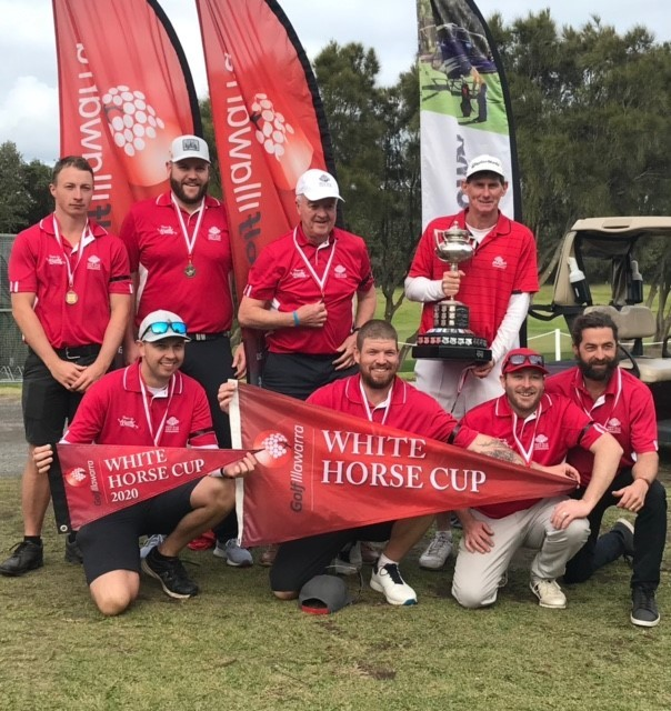 2020 White Horse Cup Winners - Moss Vale Golf Club