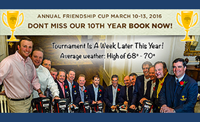 Large friendship cup