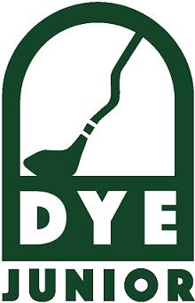 Dye jr invite logo