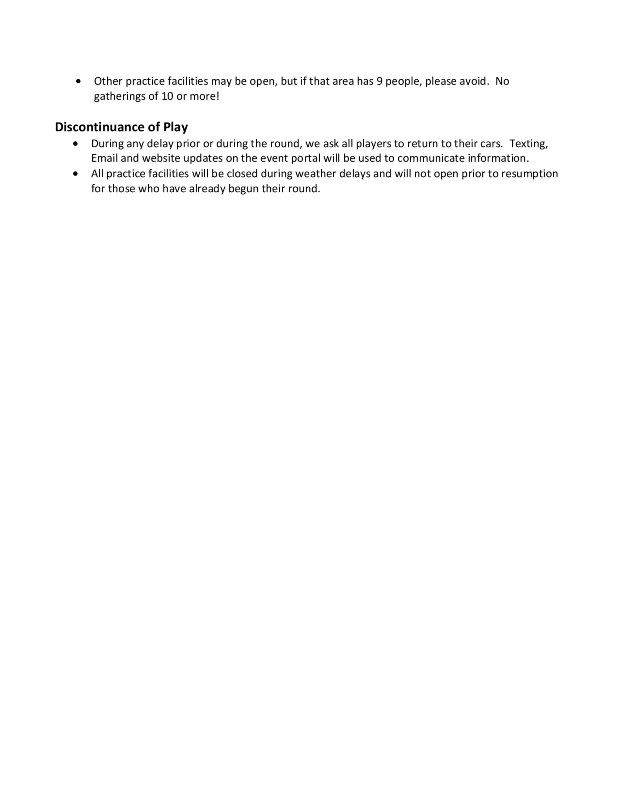 Covid 19 policies 3