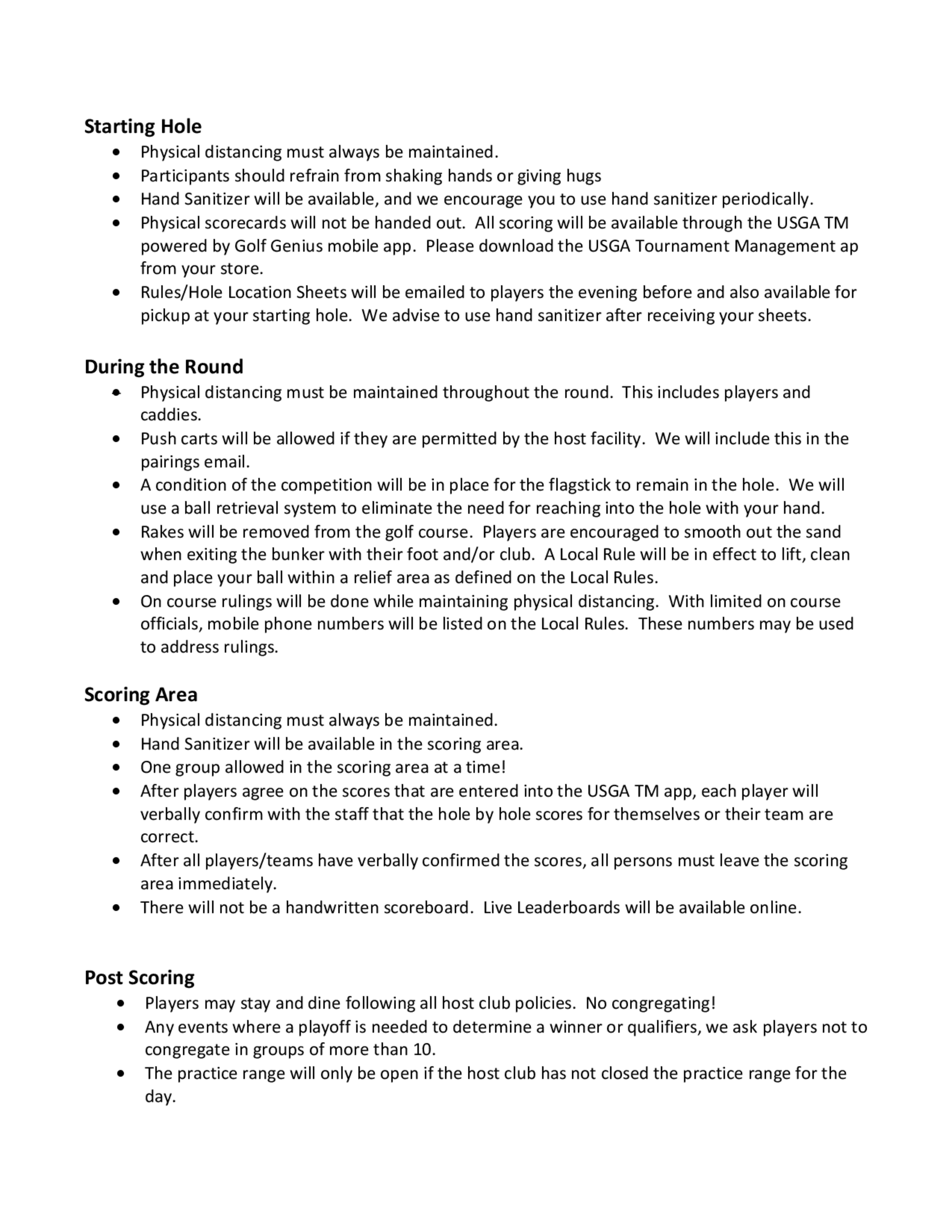 Covid 19 policies 2