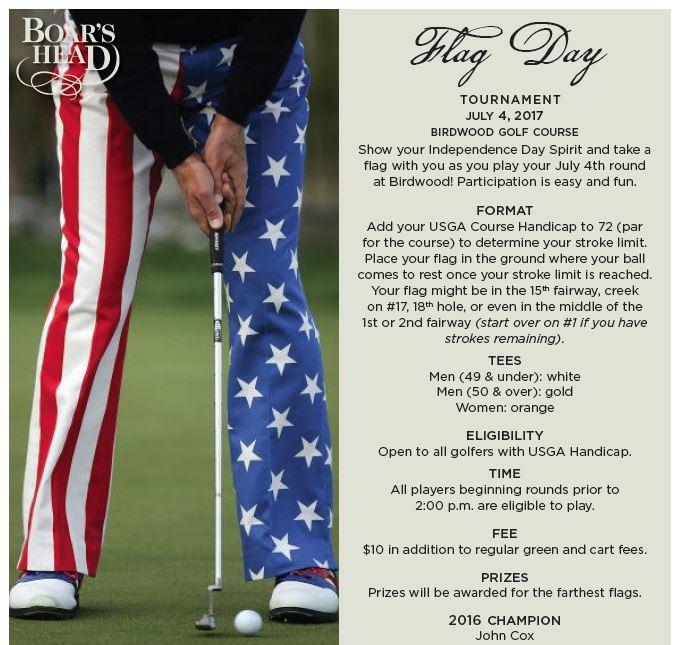 Flag day info photo