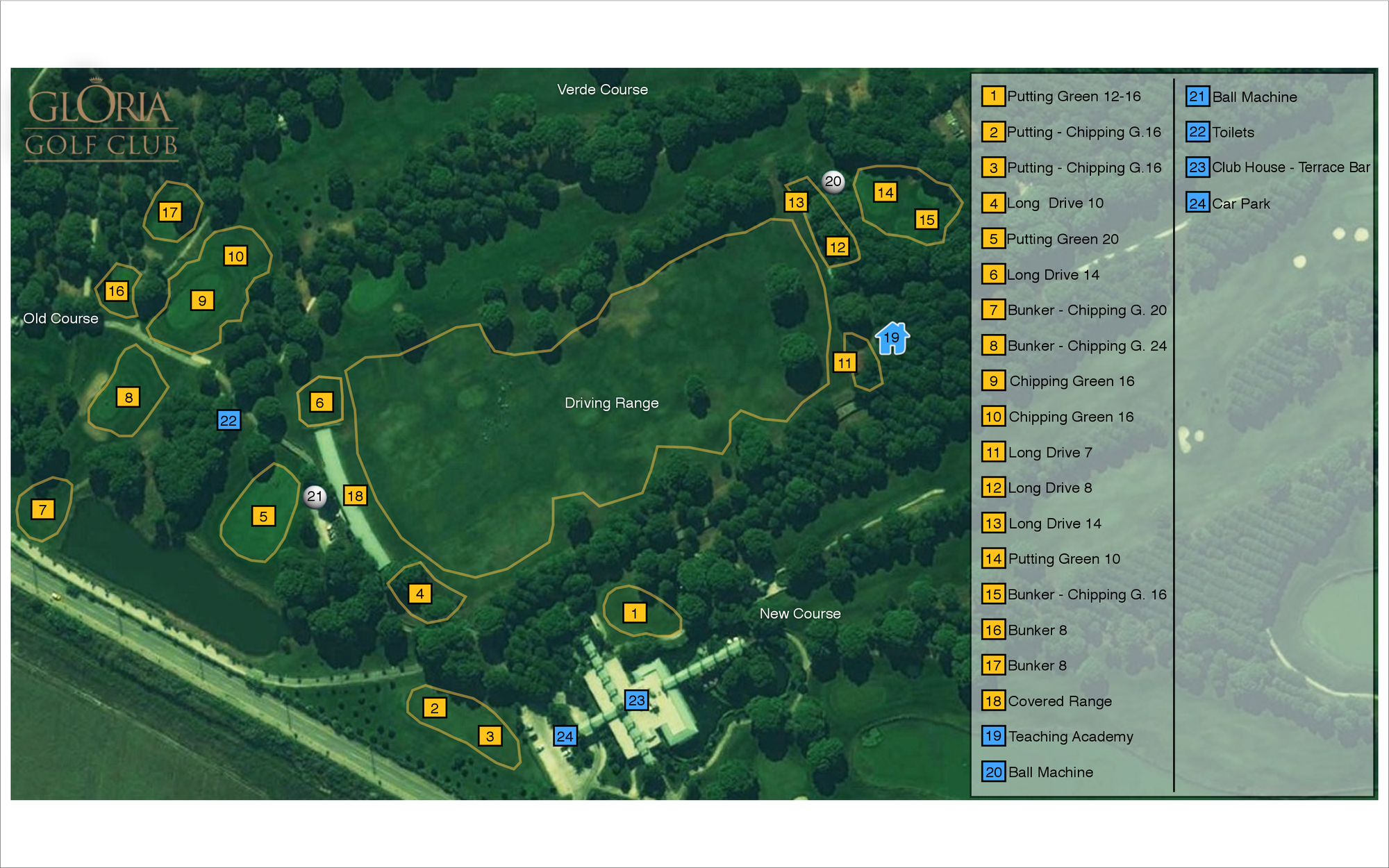 Driving range map 1