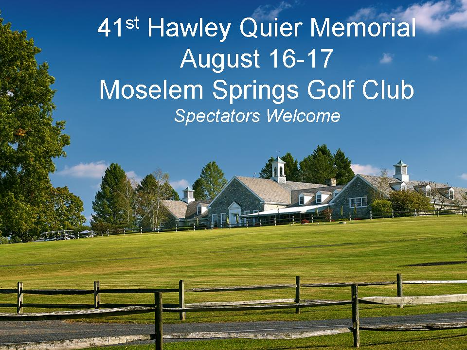 41st hawley quier memorial
