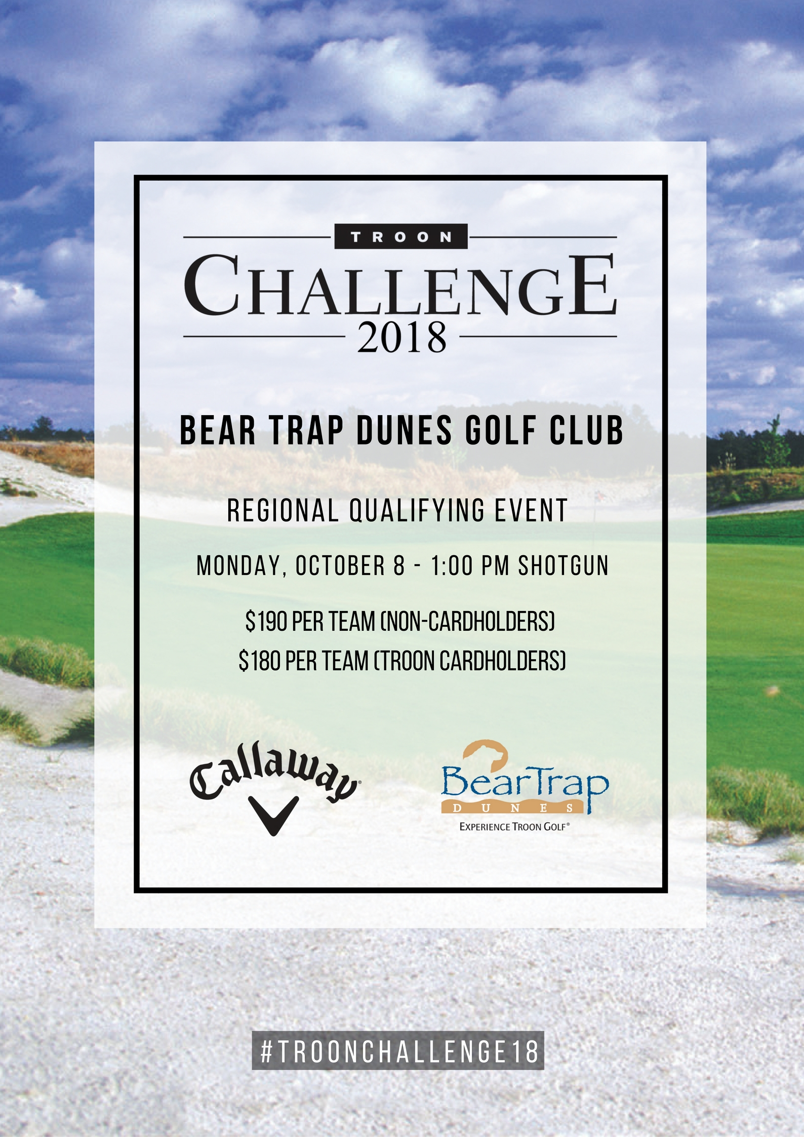 Bear trap flyer