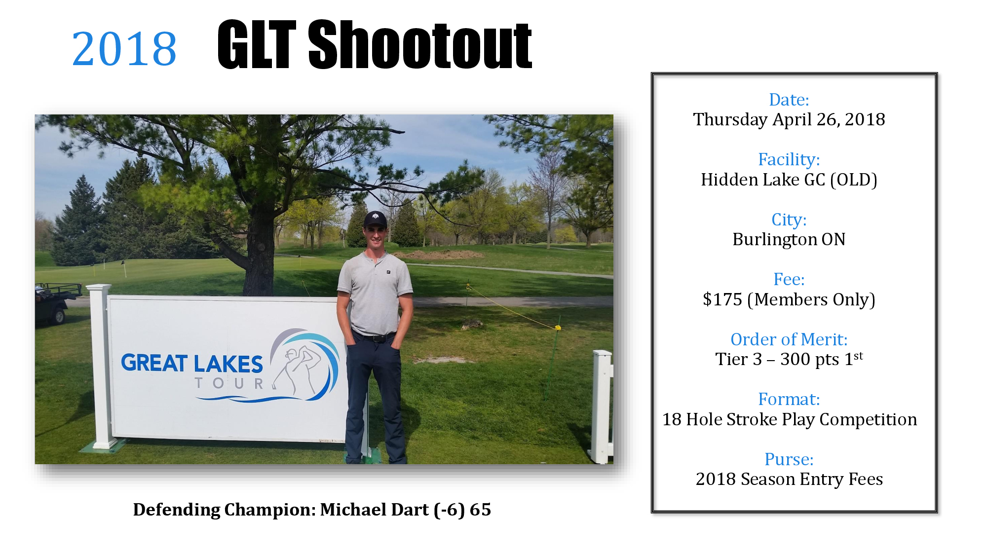 Glt shootout 1