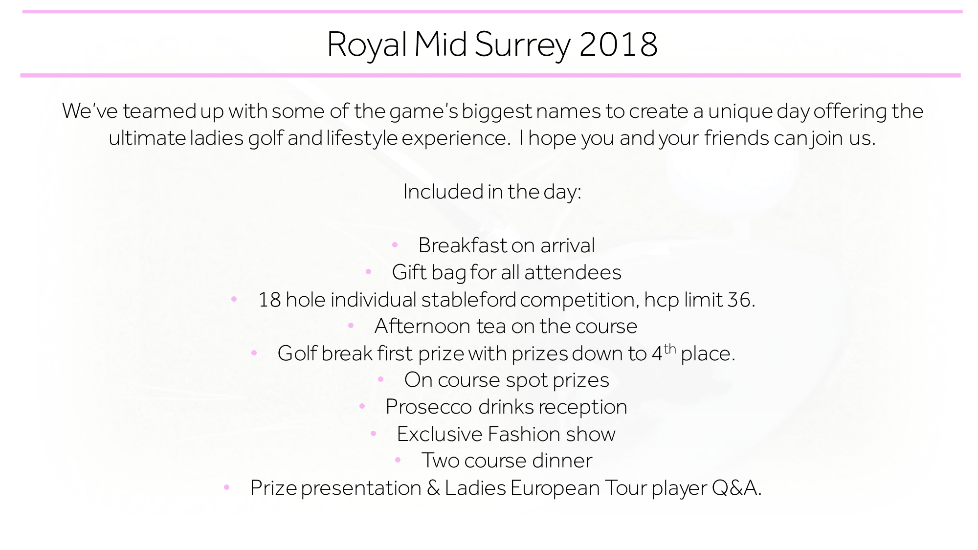 Royal mid surrey splash page 1