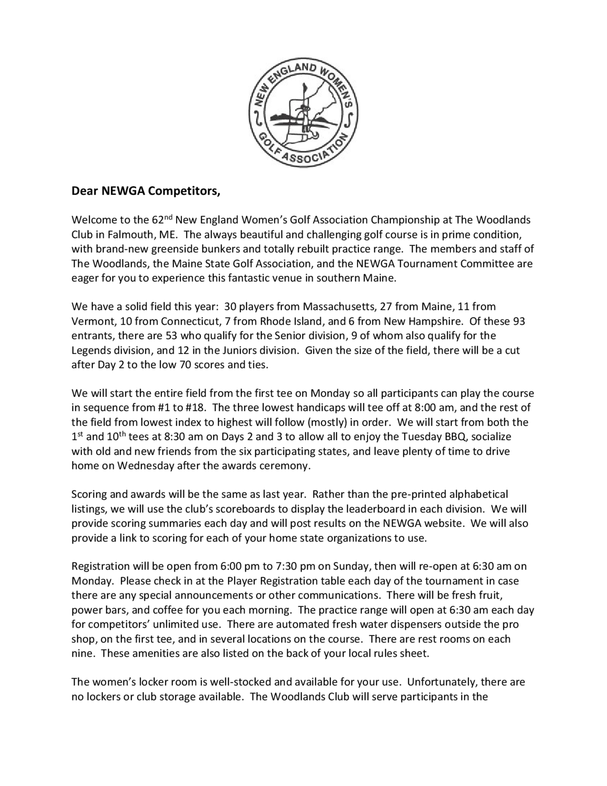 Newga welcome letter 1