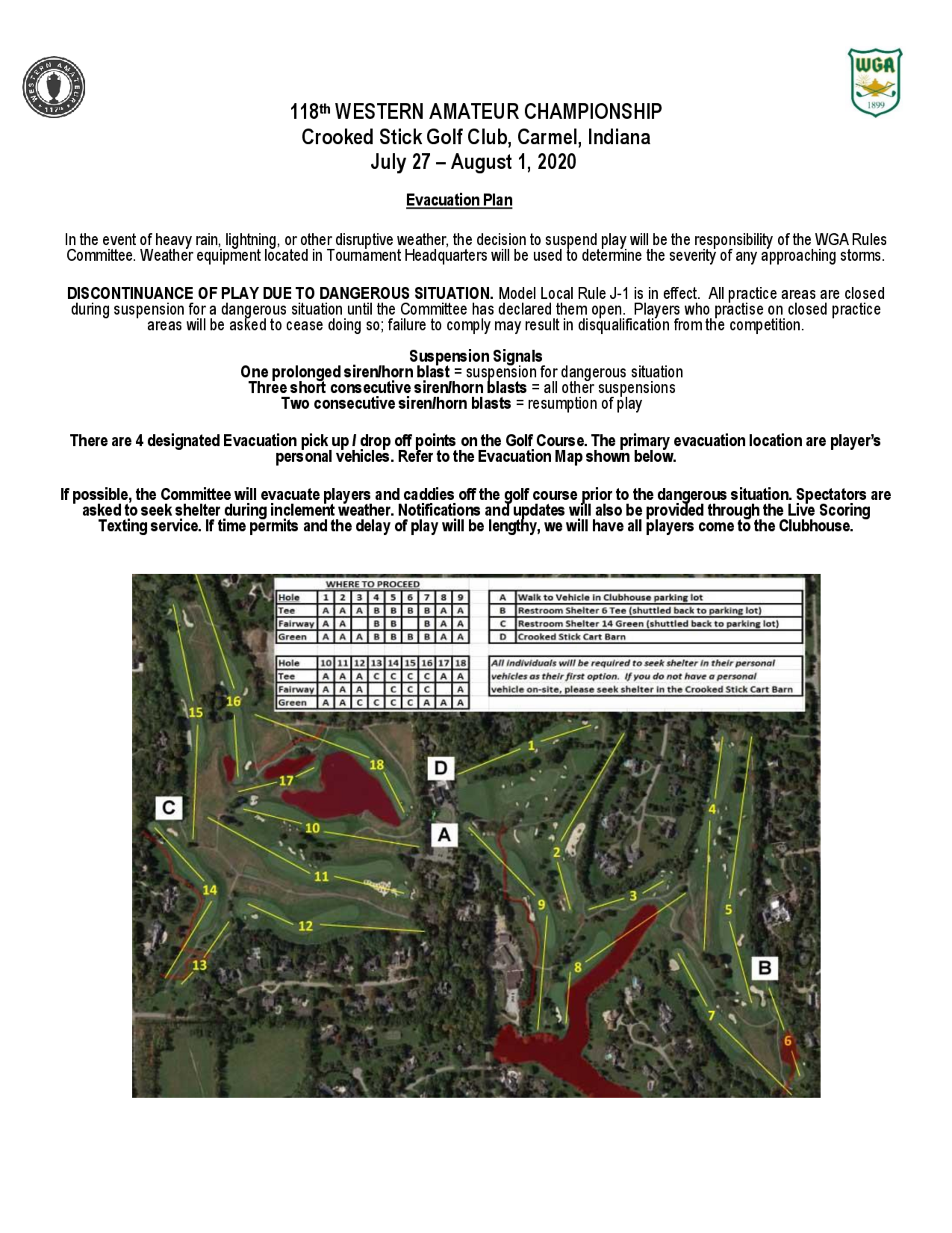 2020 western amateur  stroke play notice to players final 3