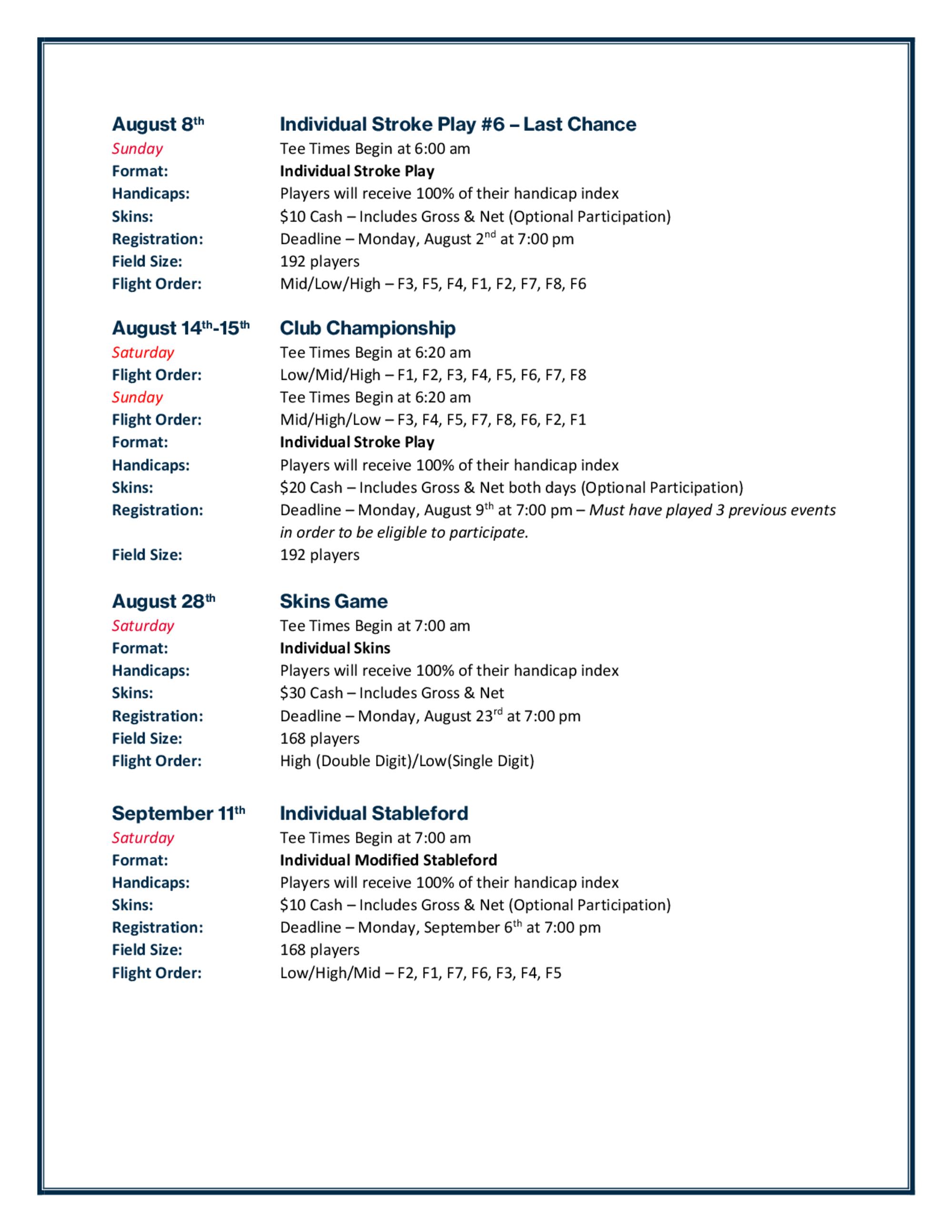 Men s club schedule 2021   final 3