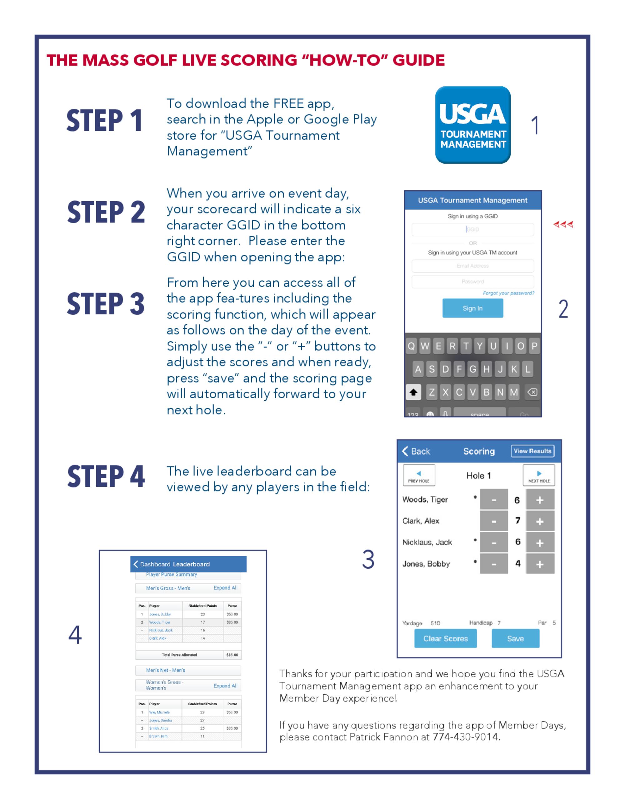 Mobile scoring ap instructions  2