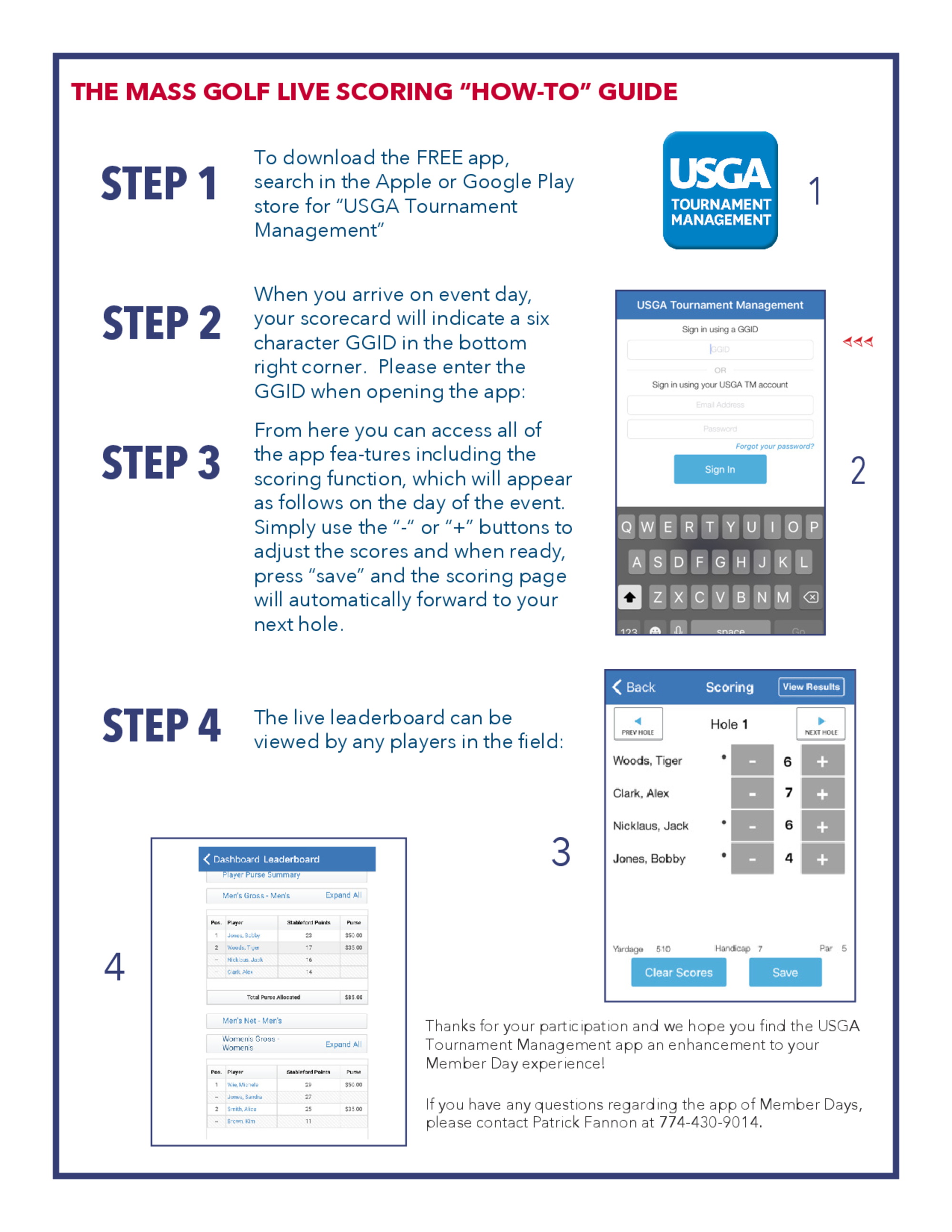 Mobile scoring ap instructions  2
