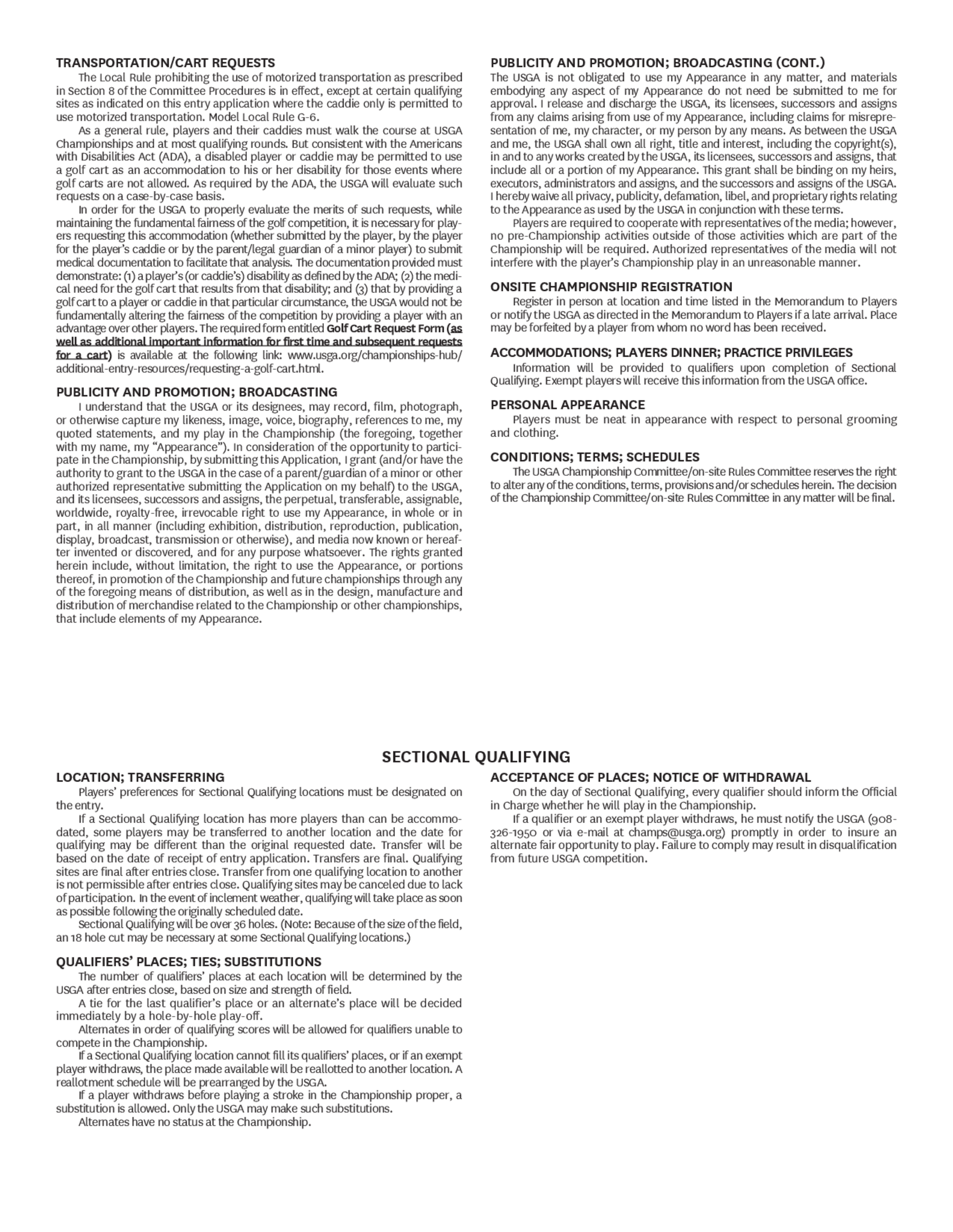 2019 u.s. amateur pdf 2