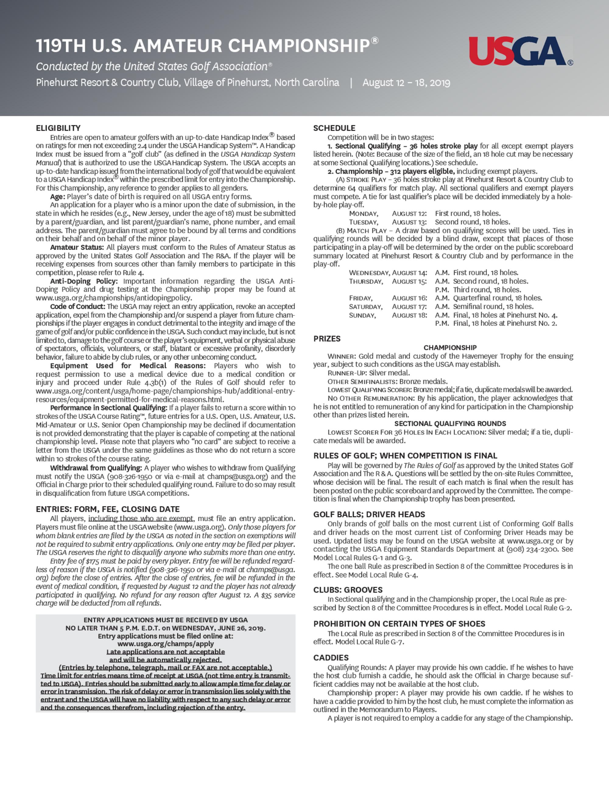 2019 u.s. amateur pdf 1