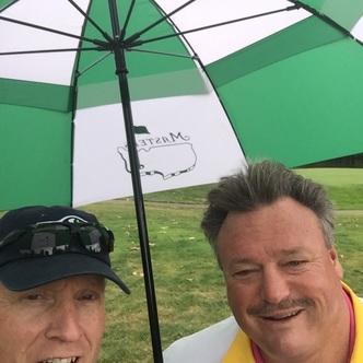 Large square golf pic